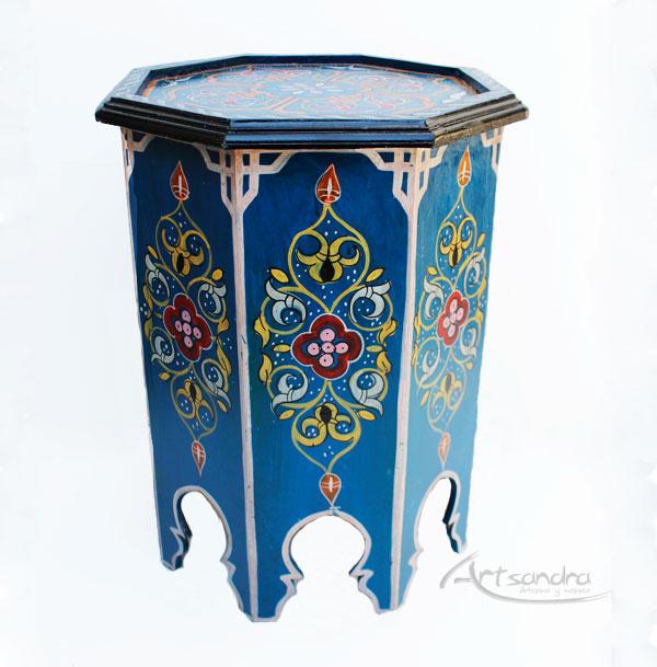 Mesa rabe zerga artsandra - Comprar decoracion arabe ...
