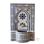 comprar fuente de mosaico árabe Zagora