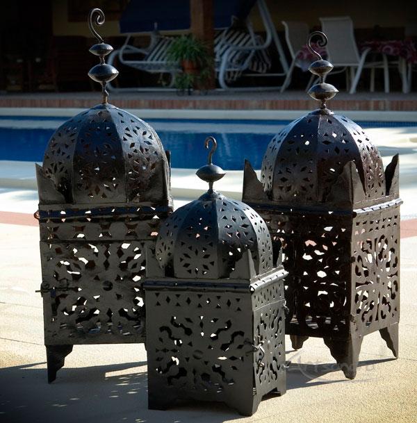 Comprar menara rabe de forja barata online envios gratis - Comprar decoracion arabe ...