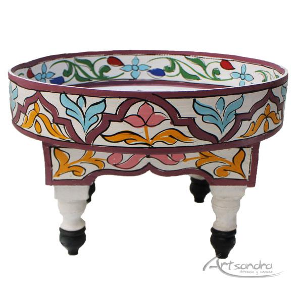 Comprar mesa rabe de madera tagafayt barata gran calidad - Comprar decoracion arabe ...