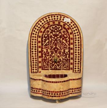 fuente-de-mosaico-arabe-oval-real