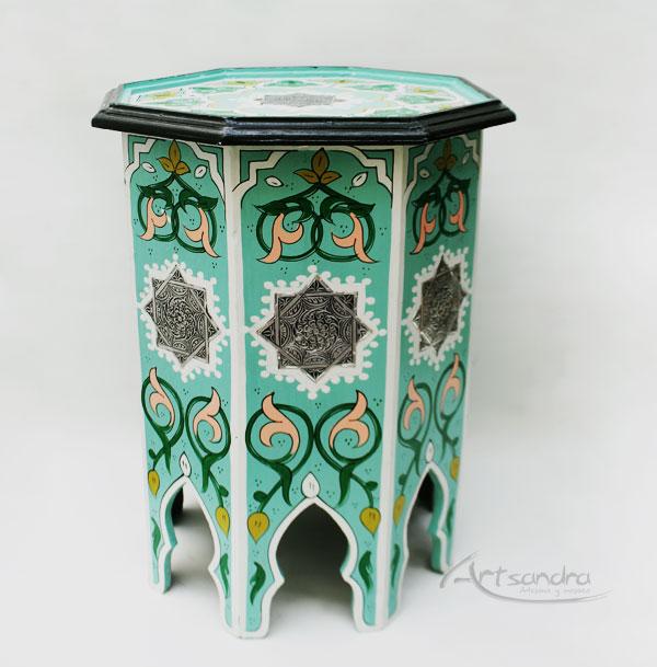 Comprar mesa rabe de madera nadia barata gran calidad - Comprar decoracion arabe ...