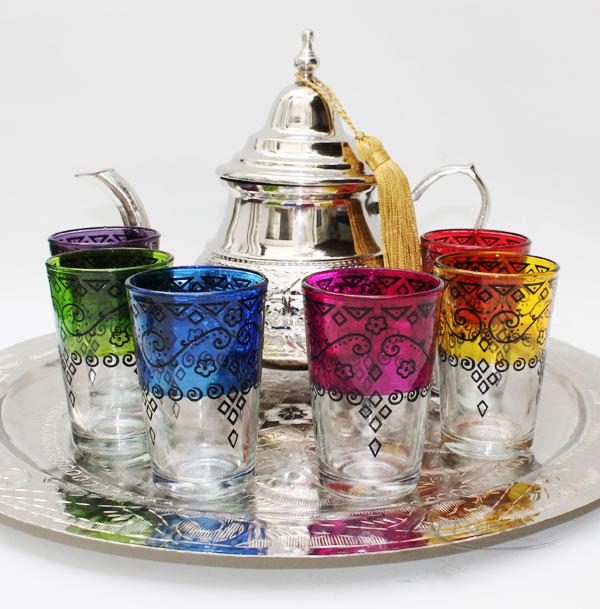 Comprar juego de t rabe hanezala barato online envios gratis - Comprar decoracion arabe ...