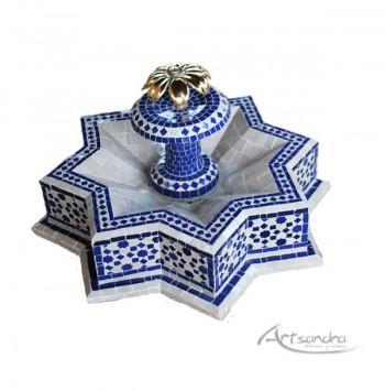 comprar fuente de mosaico arabe barata envio gratis