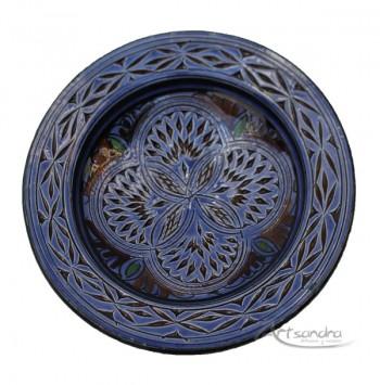 plato-ceramica-marroqui-yanma