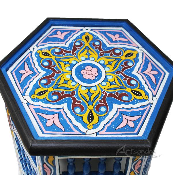 Comprar mesa rabe de madera muluya barata online envios - Comprar decoracion arabe ...