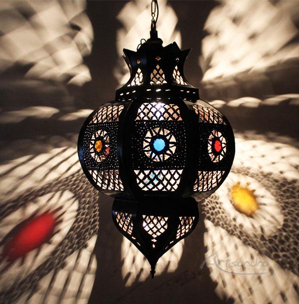 Comprar l mpara rabe rissani barata online envios gratis - Comprar decoracion arabe ...