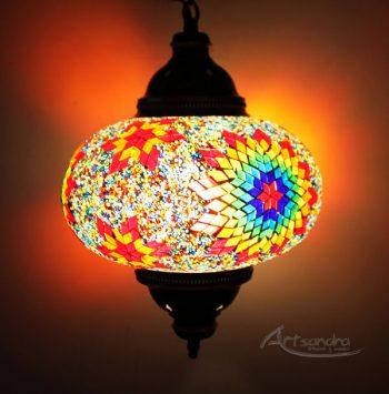 comprar lampara turca Shahzad
