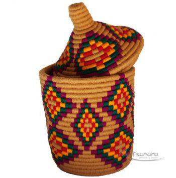 comprar cesto bereber tawenza