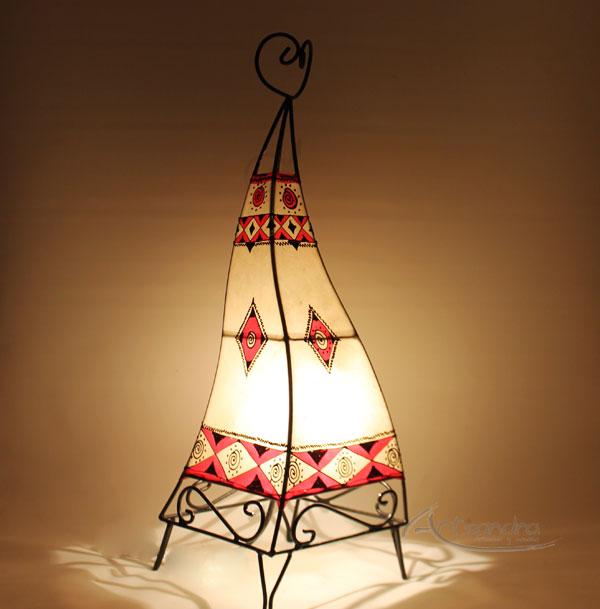Comprar l mpara de pie rabe izdi barata online - Comprar decoracion arabe ...